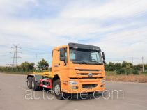 Yuanyi JHL5250ZXXE detachable body garbage truck