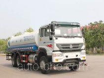 Yuanyi JHL5251GSS sprinkler machine (water tank truck)