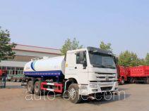Yuanyi JHL5252GSSE sprinkler machine (water tank truck)