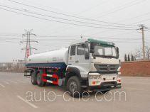 Yuanyi JHL5253GSS sprinkler machine (water tank truck)