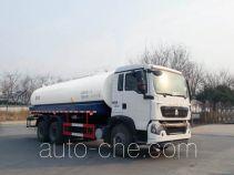 Yuanyi JHL5254GSS sprinkler machine (water tank truck)
