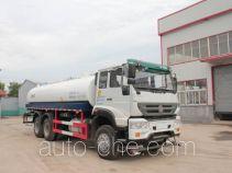 Yuanyi JHL5254GSSK44ZZ sprinkler machine (water tank truck)