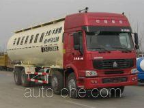 圆易牌JHL5310GFL型粉粒物料运输车