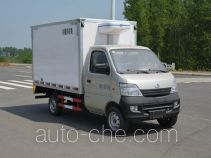 Duoshixing JHW5020XLCSC5 refrigerated truck