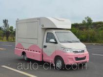 多士星牌JHW5021XSHE型售货车