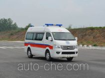 Duoshixing JHW5030XJHB5 ambulance