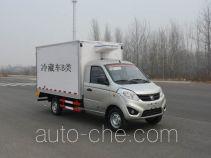 多士星牌JHW5030XLCB5型冷藏车
