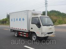 Duoshixing JHW5030XLCH5 refrigerated truck