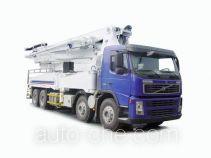 沃尔沃(VOLVO)牌JHW5420THBF41A6型混凝土泵车
