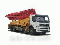 沃尔沃(VOLVO)牌JHW5420THBF44A6型混凝土泵车