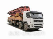 沃尔沃牌JHW5420THBF46B6型混凝土泵车
