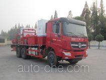 Baotao JHX5220TGY oilfield fluids tank truck