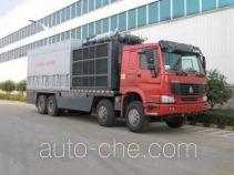 Baotao JHX5280TYS compressor truck