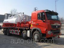 Baotao JHX5282TJC well flushing truck