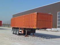 Yucheng JJN9400XXY box body van trailer