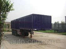Fuyunxiang JJT9322XXY box body van trailer