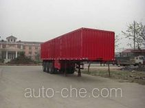 Fuyunxiang JJT9324XXY box body van trailer