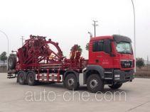 Haizhida JJY5301TLG coil tubing truck