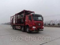 Haizhida JJY5316TLG coil tubing truck