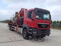 Haizhida JJY5330TLG coil tubing truck