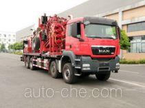 Haizhida JJY5415TLG coil tubing truck
