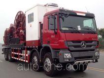 Haizhida JJY5480TLG coil tubing truck