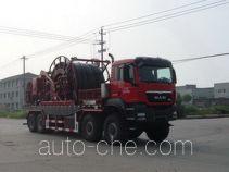 Haizhida JJY5550TLG coil tubing truck