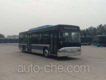 Huanghe JK6106GBEV2 electric city bus