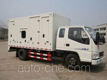 Juntian JKF5050XDY мобильная электростанция на базе автомобиля