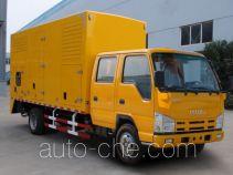 Juntian JKF5071XDY мобильная электростанция на базе автомобиля