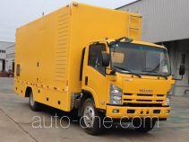Juntian JKF5100XDY мобильная электростанция на базе автомобиля