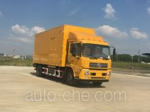Juntian JKF5100XZB equipment transport vehicle
