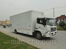Juntian JKF5120XDY мобильная электростанция на базе автомобиля