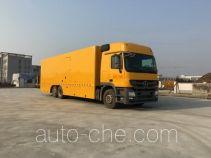 Juntian JKF5210XDY мобильная электростанция на базе автомобиля