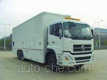 Juntian JKF5250XDY мобильная электростанция на базе автомобиля