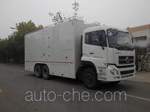 Juntian JKF5250XDYA мобильная электростанция на базе автомобиля