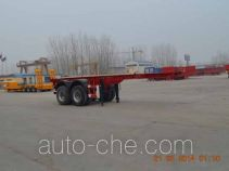 Guangtongda JKQ9351TJZ container transport trailer