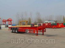Guangtongda JKQ9403TJZ container transport trailer