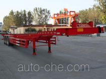 Guangtongda JKQ9406TJZ container transport trailer