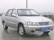 Geely JL7100X1U1 car