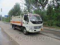 驼马牌JLC5077TQPAE型气瓶运输车