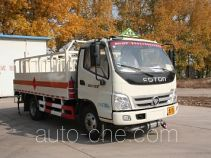 Tuoma JLC5079TQP gas cylinder transport truck