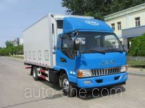 Tuoma JLC5081XCQ chicken transport truck