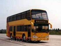Jinling JLY6110SA6 double-decker bus