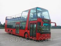 Jinling JLY6120SBK double-decker city sightseeing bus