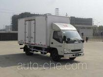 江铃江特牌JMT5040XXYXG2型厢式运输车