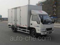 Jiangling Jiangte JMT5040XXYXGA2 box van truck