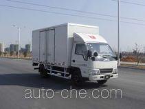 江铃江特牌JMT5040XXYXGB2型厢式运输车