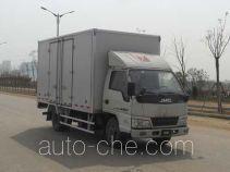 江铃江特牌JMT5040XXYXGC2型厢式运输车