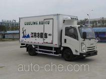 Jiangling Jiangte JMT5041XLCXG2 refrigerated truck